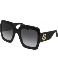 Gucci Ladies gg0102s 001 solbriller