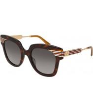 Gucci Ladies gg0281s 002 50 solbriller