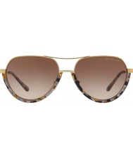 Michael Kors Ladies mk1031 58 102413 austin solbriller
