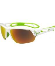 Cebe Cbstm11 s-track hvide solbriller