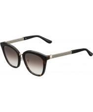 Jimmy Choo Ladies Fabry-s KBE js havana glitrende solbriller