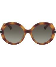 Longchamp Ladies lo605s 214 55 solbriller