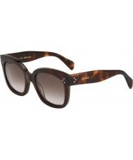 Celine Ladies cl 41805-s 05l ha skildpaddeskjold solbriller