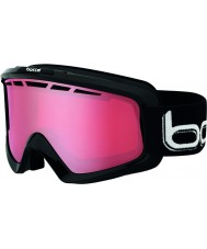 Bolle 21333 Nova ii skinnende sort - polariseret Vermillon skibriller