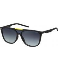 Polaroid Pld6024-s DL5 wj mat sort polariserede solbriller
