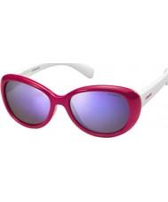 Polaroid Børn pld8004-s T4L mf røde polariserede solbriller