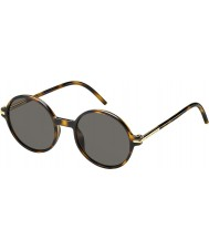 Marc Jacobs Mens marc 48-s TLR 8h havana solbriller