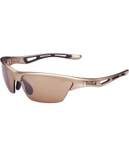 Bolle Tempest skinnende sandsten modulator v3 golf solbriller