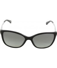 Emporio Armani Ea4025 55 moderne sorte 501711 solbriller
