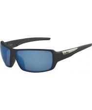 Bolle 12222 cary sorte solbriller