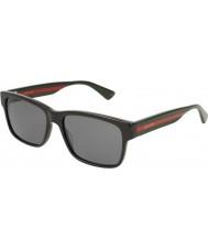 Gucci Herre gg0340s 006 58 solbriller