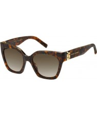 Marc Jacobs Ladies marc 182-s 086 ha solbriller