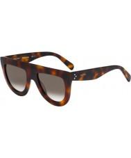 Celine Ladies cl 41398-s 05l z3 havana solbriller