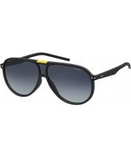 Polaroid Pld6025-s DL5 wj mat sort polariserede solbriller