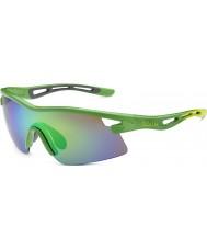 Bolle Limited edition vortex Orica grøn brun smaragd solbriller