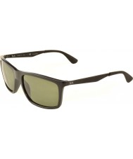 RayBan Rb4228 58 aktiv livsstil sort 601-9a polariserede solbriller