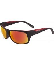 Bolle Viper mat sort rød TNS brand solbriller