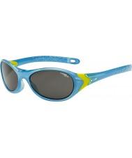 Cebe Cricket (alder 3-5) krystalblå kalk solbriller
