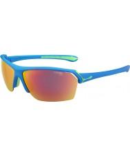 Cebe Vilde blå 1500 grå flerlags solbriller med gule og klare udskiftning linser