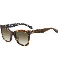 Kate Spade New York Dame EmmyLou-s S3P cc havana solbriller