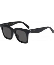 Celine Ladies cl 41411-fs 807 NR sorte solbriller