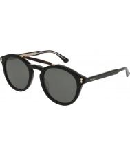 Gucci Herre gg0124s 001 solbriller