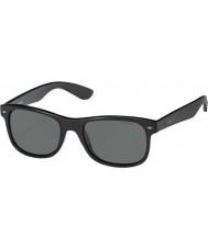Polaroid Pld1015-s D28 y2 skinnende sorte polariserede solbriller