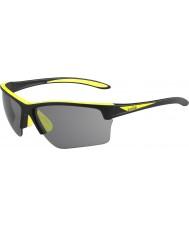 Bolle 12209 flash sorte solbriller