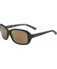 Bolle 12243 molly sorte solbriller
