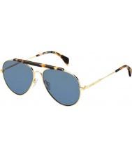 Tommy Hilfiger Th 1454-s 000 72 rosa guld solbriller