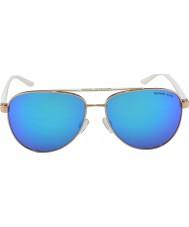 Michael Kors Mk5007 59 sporty rosa guld hvid 104525 solbriller