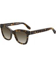Kate Spade New York Ladies Krissy-s Z61 ha havana solbriller