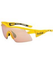 Bolle Vortex gul TDF modulator rose pistol solbriller