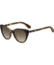 Kate Spade New York Ladies sherylyn-s 581 ha solbriller