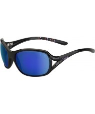 Bolle Solden skinnende sort blå-violette solbriller