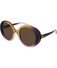7c7725e7ed9e Gucci Ladies gg0367s 005 53 solbriller