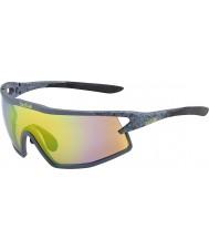 Bolle B-rock mat røg modulator brun smaragd solbriller
