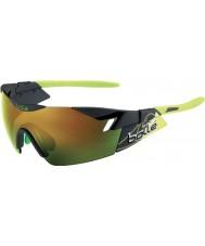 Bolle 6th sense mat røg grøn brun smaragd solbriller